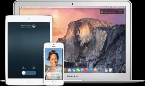 Как запретить Mac и iPad принимать звонки с iPhone