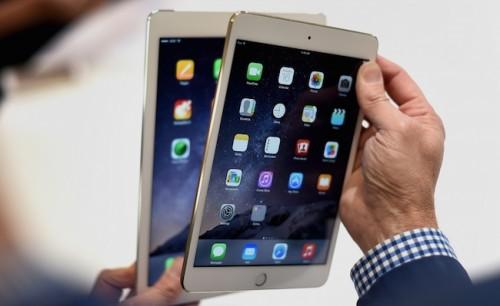 На российском «сером» рынке острый дефицит новых iPad
