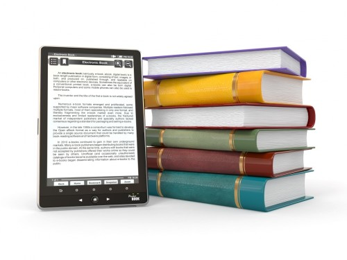 В 2013 году рынок электронных книг увеличился на 37%