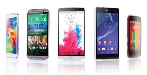 Шесть главных преимуществ Android-смартфонов