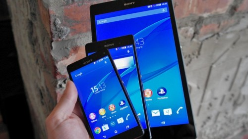Все, что мы знаем об устройствах Sony Xperia Z4