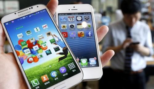Третий по величине производитель смартфонов