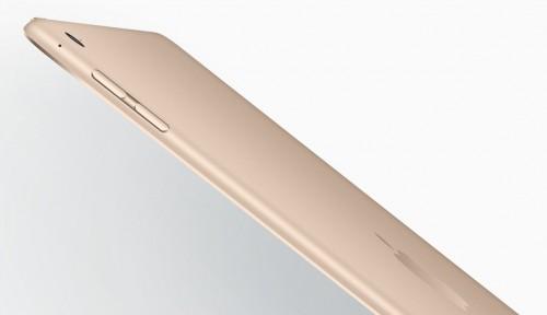 iPad Air 2 теперь доступен в золотом корпусе
