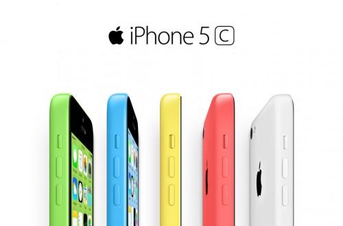 Производство iPhone 5C будет остановлено в середине 2015 года