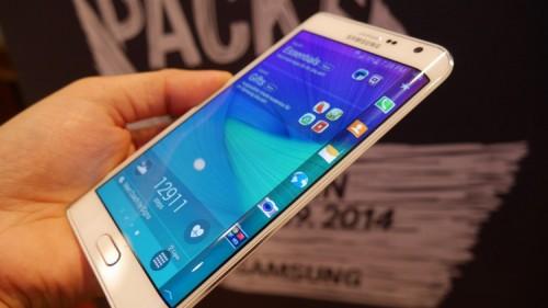 Samsung рассказала о некоторых тонкостях Note Edge