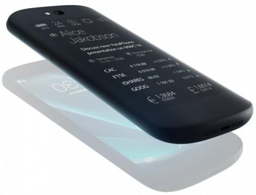 YotaPhone 2 намечает путь на китайский рынок