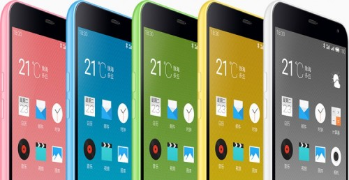 Meizu M1 Note: смешиваем Galaxy и iPhone