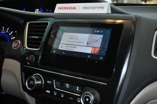 Какое будущее ждет Android в автомобилях?