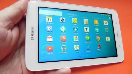 В рядах планшетов Samsung ожидается пополнение