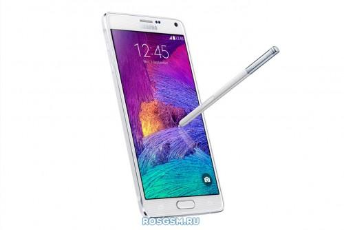 Новая цена Samsung GALAXY Note 4 в России