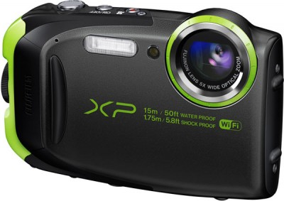 Fujifilm выпустила защищенную камеру FinePix XP80