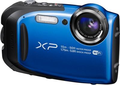 Fujifilm FinePix XP80 имеет водонепроницаемый и ударопрочный корпус