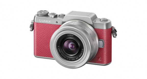 Panasonic представила беззеркальную камеру Lumix GF7
