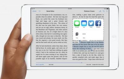 iBookstore привлекает 1 млн новых пользователей в неделю