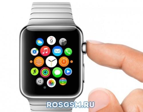 Настраивать Apple Watch можно будет со смартфона