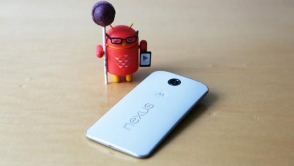 Nexus 6 «расползается по швам»