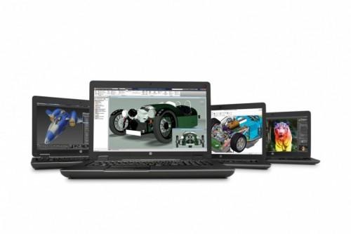 Мобильная рабочая станция HP ZBook 14 G2 на CES 2015