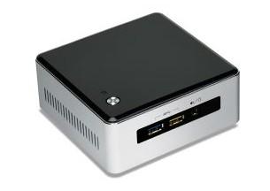 Intel представила обновленные мини-ПК NUC на базе чипов Broadwell