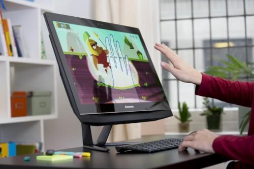 Lenovo представила несколько новых моноблоков