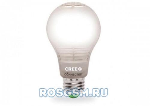 Cree представила «умную» лампу, совместимую с Apple HomeKit