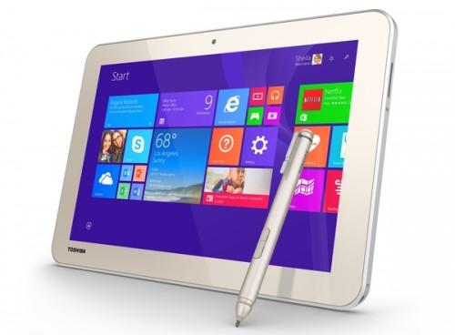 Windows-планшеты Toshiba Encore 2 Write с пером Wacom