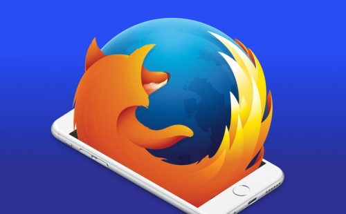 Опубликованы первые скриншоты Firefox для iOS
