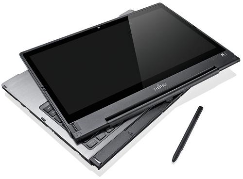 Fujitsu представила несколько новых планшетов