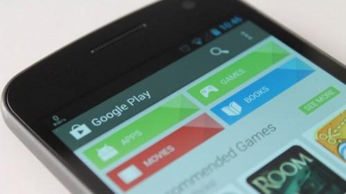 Приложения, которые не пустили в Google Play
