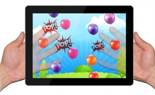 Чехол для iPad Air 2 позволяет «видеть» пальцы сквозь планшет