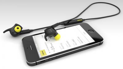Наушники с пульсометром Jabra Sport Pulse Wireless уже в России
