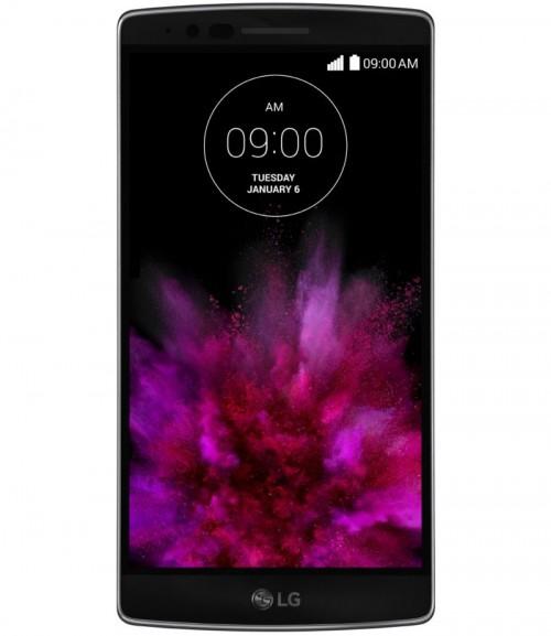 Представлен смартфон LG G Flex 2