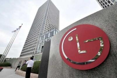 Чистая прибыль LG выросла на 125%