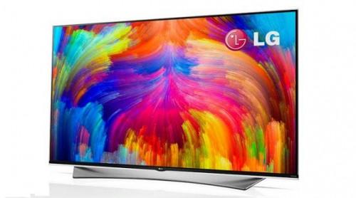 LG будет производить TV OLED 4K с квантовыми точками