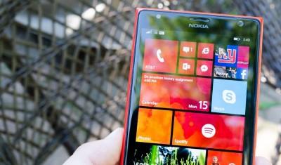 Microsoft начинает обновление устройств до Lumia Denim