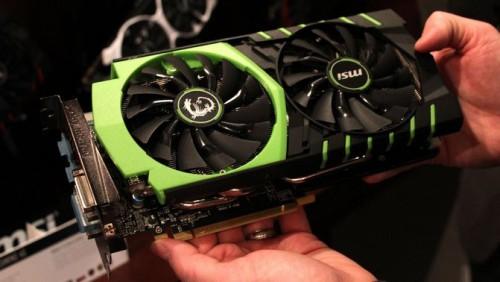 MSI выпустит юбилейную версию GeForce GTX 970