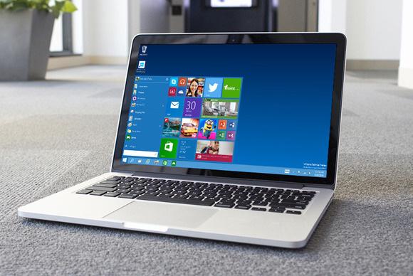 Бесплатная Windows 10 не остановит переход пользователей на Mac