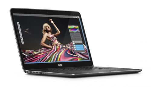 Dell представила обновленный ноутбук XPS 15