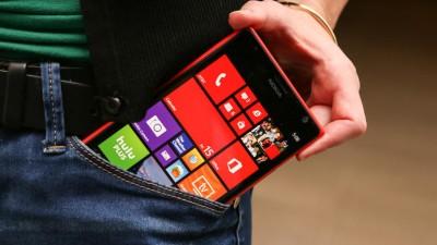 Denim для Lumia 1520 доступен в новых странах