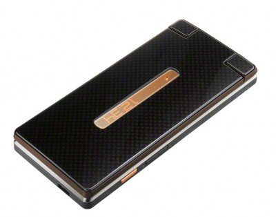 Sharp представила 3,4-дюймовую «раскладушку»