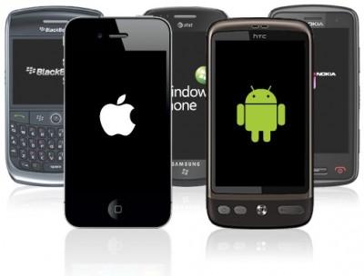 Продажи смартфонов вырастут на 40%