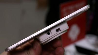 Рекорд самого тонкого смартфона Vivo X5 Max может быть побит