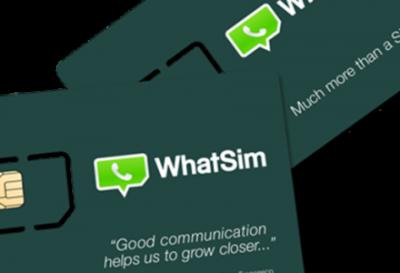 Итальянский оператор выпустил SIM-карты для WhatsApp