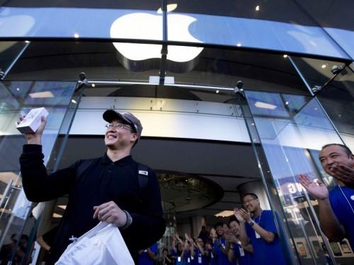 В Китае похитили крупную партию iPhone 6