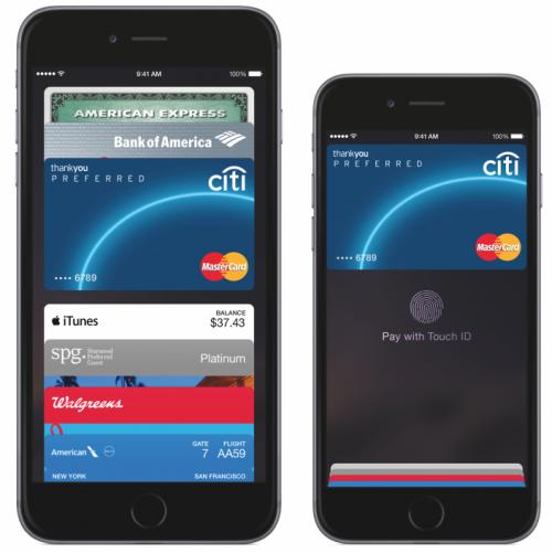 Запуск Apple Pay в Канаде состоится в марте