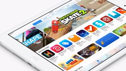 Apple снизила цены на приложения в российском App Store
