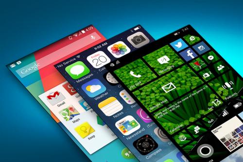 Android останется доминирующей операционной системой
