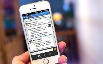 Глава BlackBerry: Apple должна выпустить iMessage для других платформ
