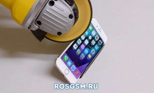 Американец испытал iPhone 6 на прочность
