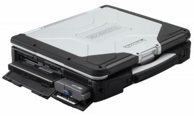 Ноутбук Panasonic Toughbook 31 способен продержаться 18 часов без подзарядки