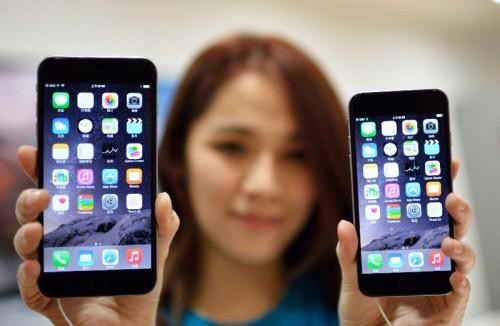 Китай впервые опередил США по продажам iPhone